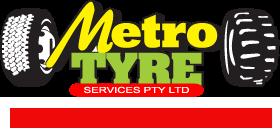 Metro Tyre Services Logo
